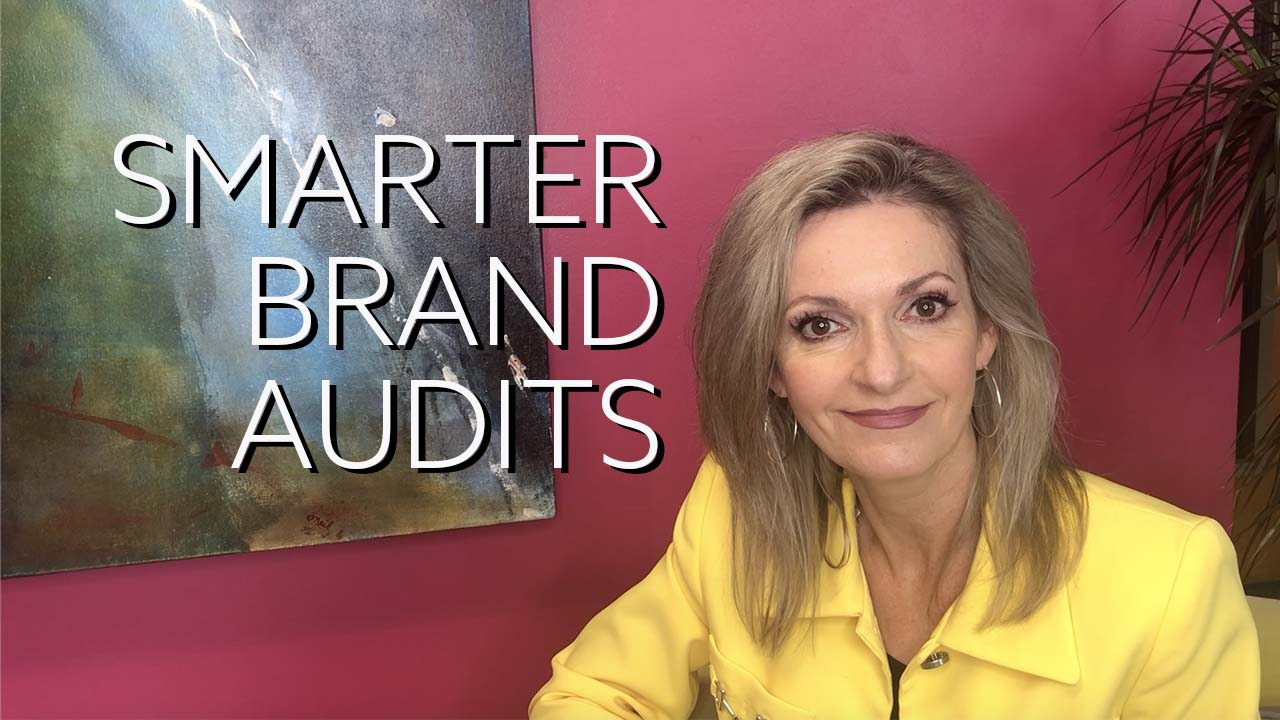Author Martha Bartlett Piland shares insights about brand audits from her book Beyond Sticky in this 5 minute video