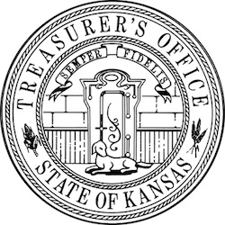 KS Treasurer Seal