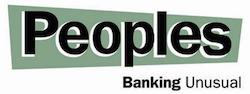 Peoples Banking Unusual logo