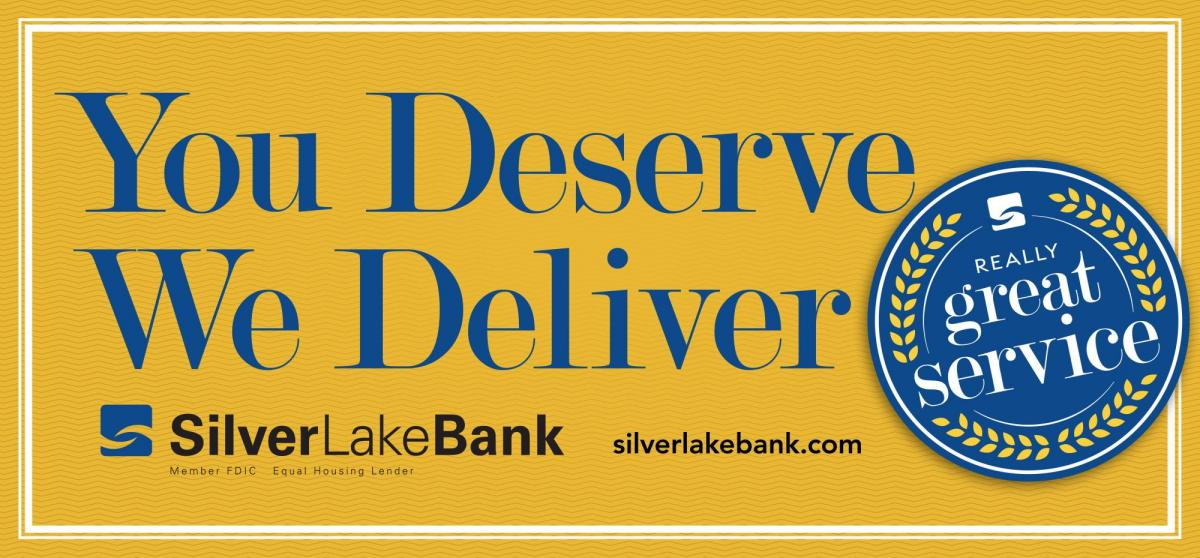 Silver Lake Bank Billboard
