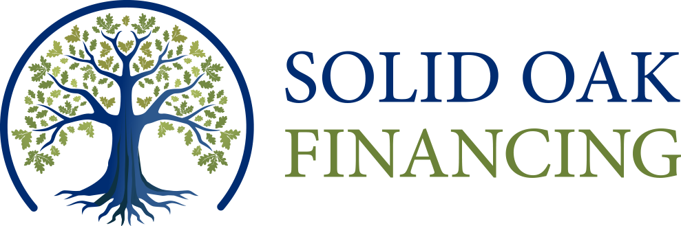 solid oak financial logo
